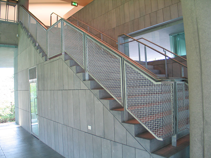 Balustrade Infill Panels Uk Graepel Perforators