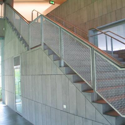 Balustrade Infill Panels Uk Graepel Perforators