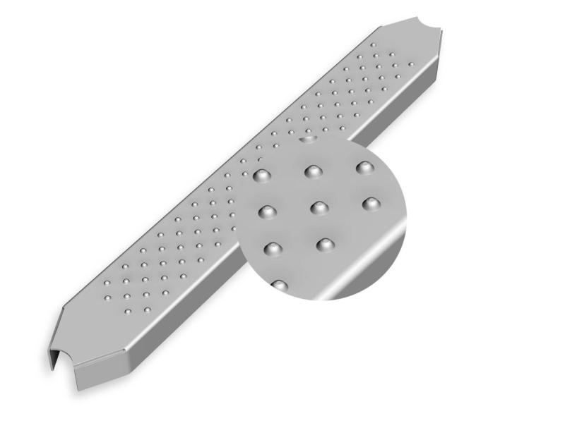 Graepels Anti Slip Ladder Rungs Graepel Perforators